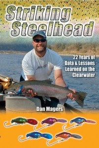 Striking Steelhead by Dan Magers